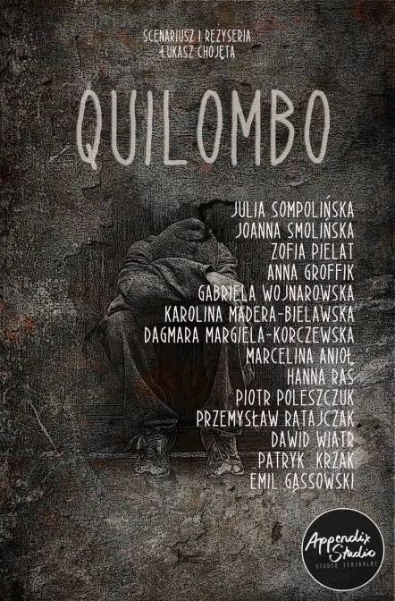 quilombo plakat