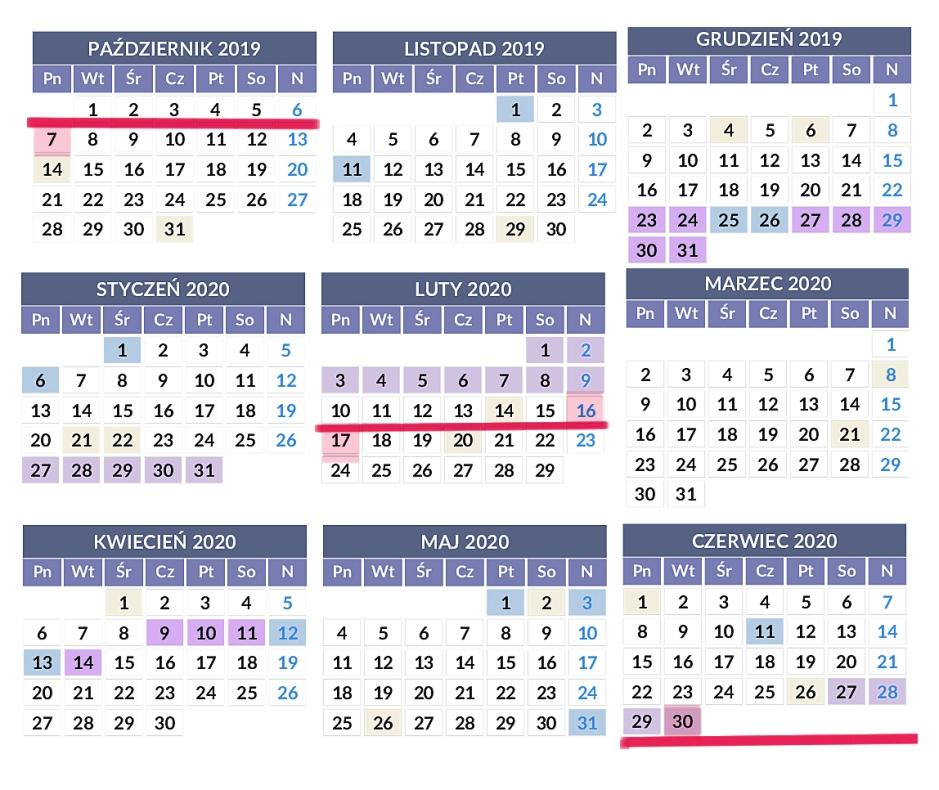 kalendarz-ast - 2019-20